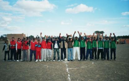Sport:Tournoi de Mini-foot