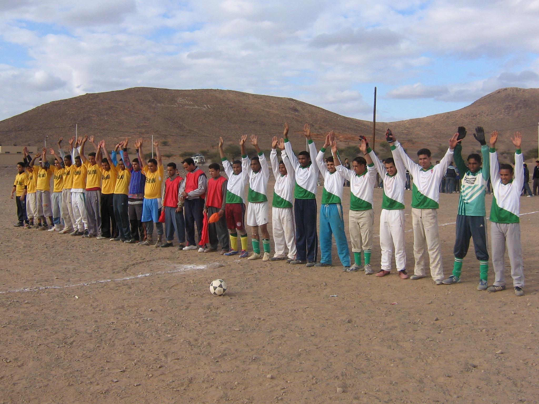 Sport: La 1er édition de tournoi IGHERMAN