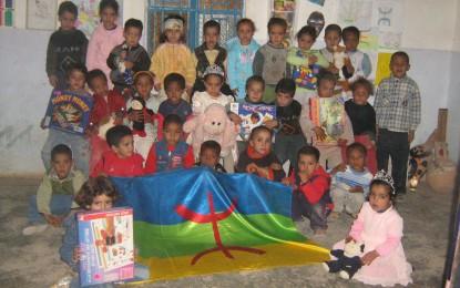 Garderie: Le première projet de l'assocaition Taymat