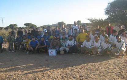 Sport: La 3ème édition de tournoi IGHERMAN