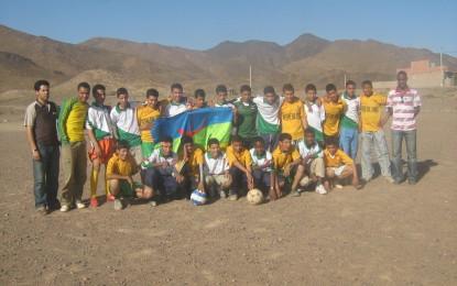Sport: Deux matchs amicales avec Bouadil