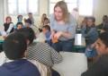 Echange culturel: Collaboration avec l'association Bloavez Nomade Paris de la France