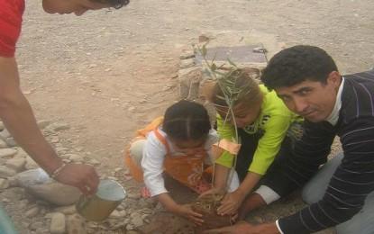 Taymat célèbre la journée mondiale de la terre