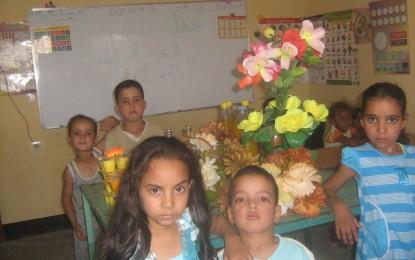 Garderie: cérémonie de la fin du l'année scolaire 2009/2010
