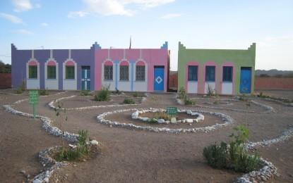 Education: Chantier en faveur de l'école du village