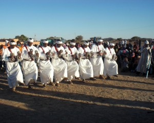 Groupe Isemkhan de Toudgha au festival lalla mimouna  2012 à Mssici