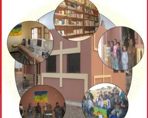 Rapport des activités de l'association Taymat pour 2009/2010 à Télécharger en PDF