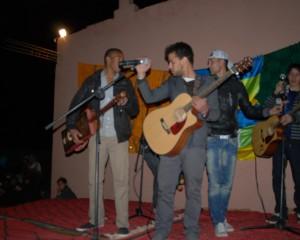 SAGHRU BAND Performs TAGRAWLA » Lalla Mimuna Days» » Closing Concert» Mssici 2012
