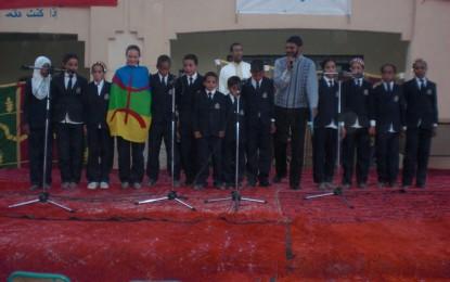 Education: Aide et participation à la soirée du collèhe IBN KHALDOUN