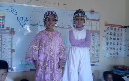 Garderie: cérémonie de la fin de l'année scolaire 2010/2011