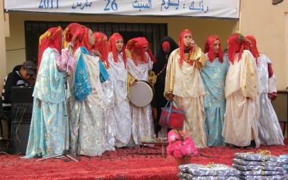 Education: Contribution à la soirée artistique du collège IBEN KHALDOUNE