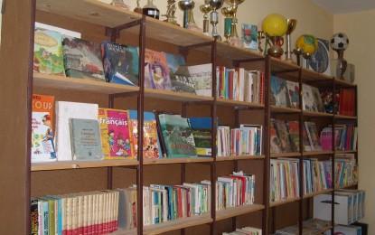 Bibliothèque & Ludothèque