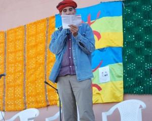 Amedyaz Bakki Abdelhakim au festival lalla mimouna 2012 à Mssici